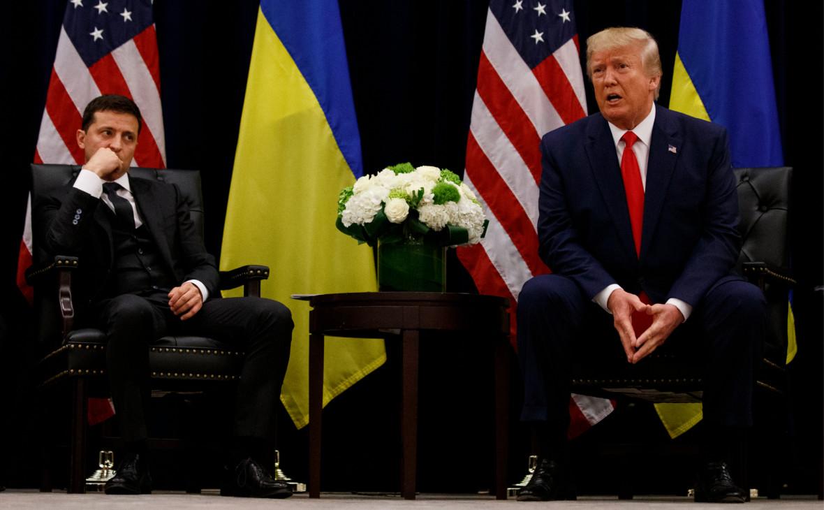 Трамп назвал дату публикации расшифровки второго разговора с Зеленским