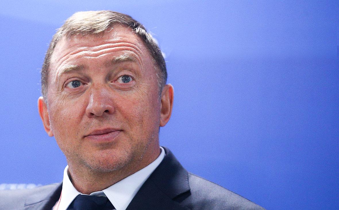 Дерипаска заявил о «тошноте» из-за политики ЦБ на финансовом рынке