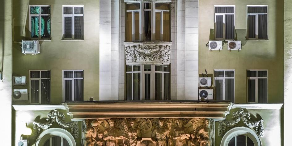 На фасадах домов-памятников запретят устанавливать технические устройства