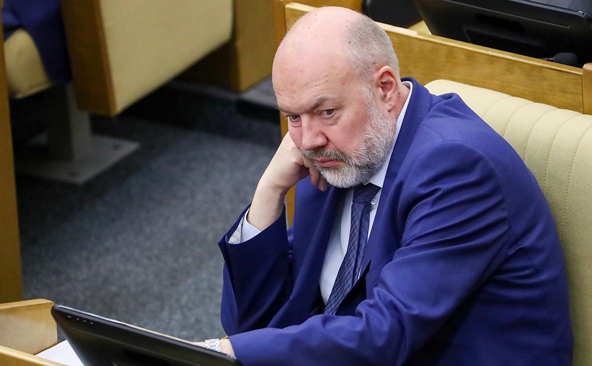 Павел Крашенинников (Фото: Антон Новодережкин / ТАСС)