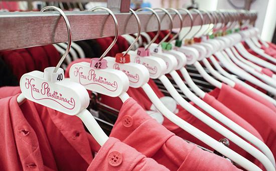 За почти девять лет существования сеть Kira Plastinina выросла до 238 магазинов, большая часть которых находится в России