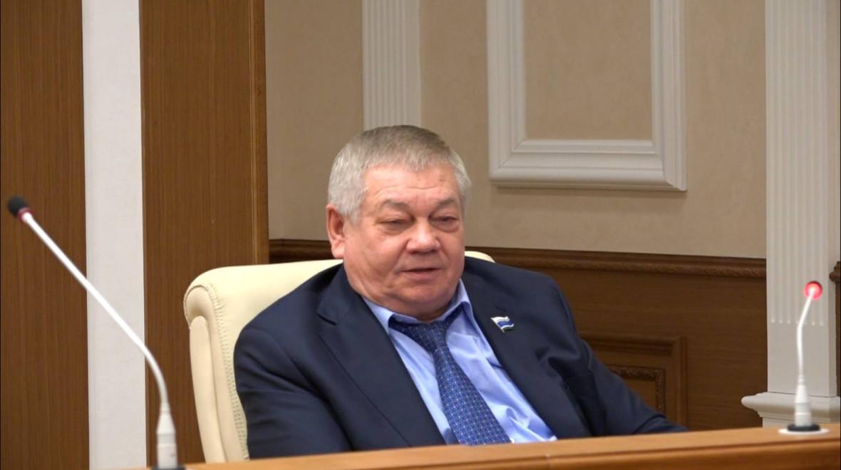 Основатель корпорации «Маяк» Владимир Коньков