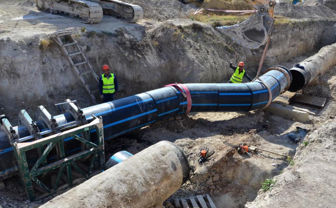 В Раде предложили обменять воду для Крыма на уступки по Донбассу