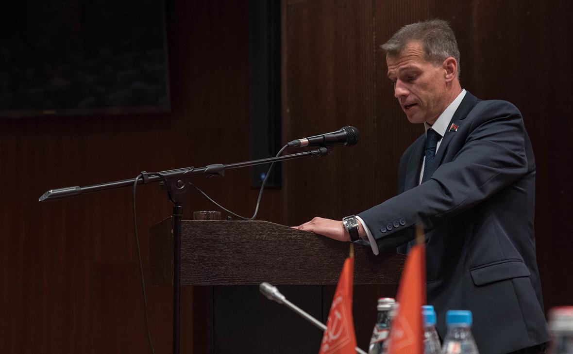 Алексей Сокол