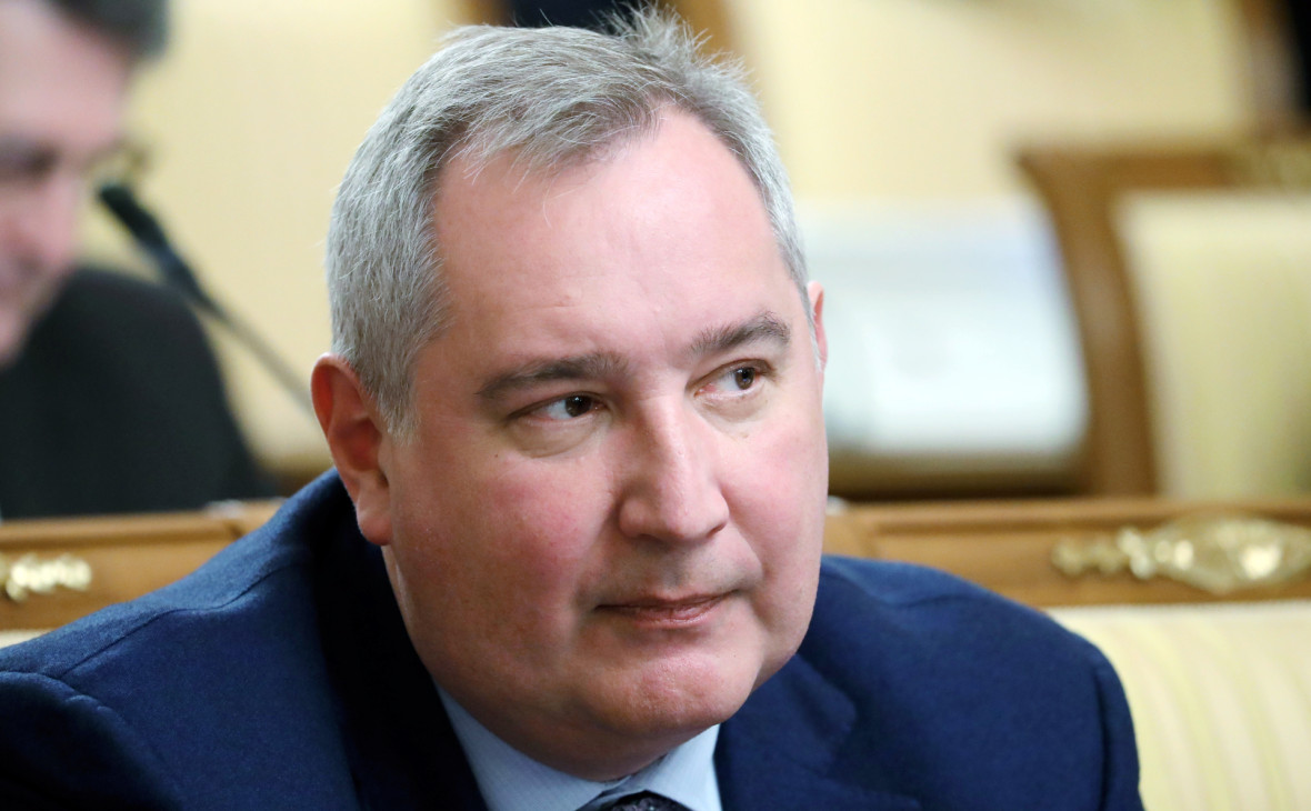 Дмитрий Рогозин