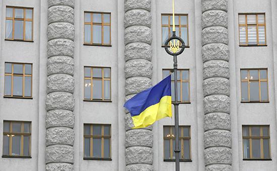 Дом правительства Украины в Киеве