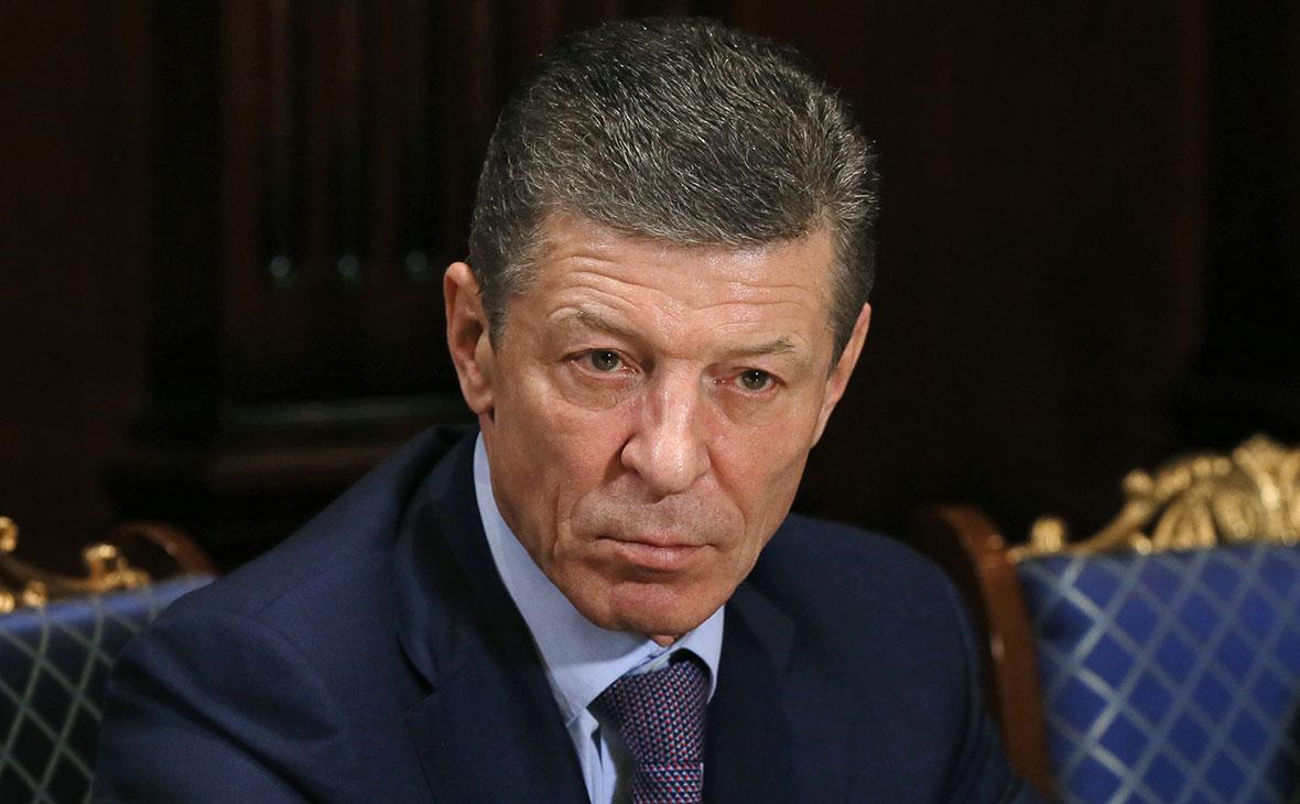 Козак по поручению Путина приехал к президенту Киргизии