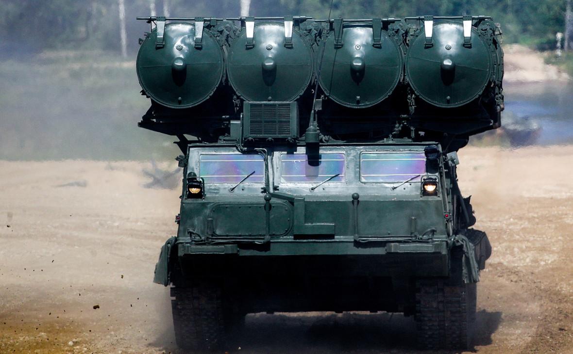 Минобороны перебросило ракетный комплекс С-300 на границу с Афганистаном