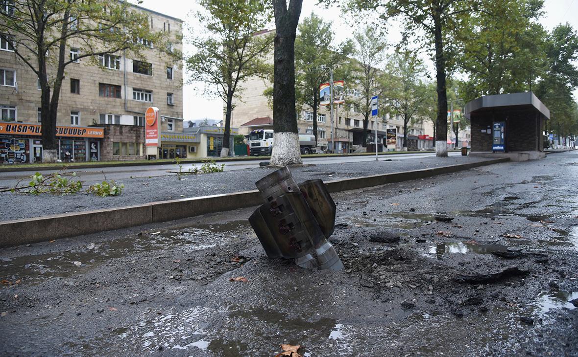 Путин назвал события в Нагорном Карабахе трагедией