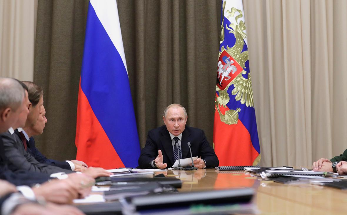 Путин сообщил о модернизации флота из-за угрозы со стороны НАТО
