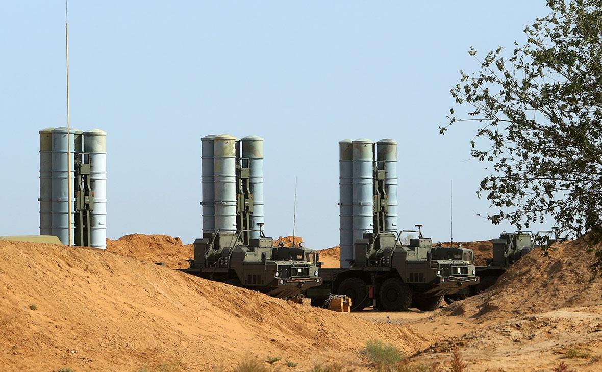США ввели санкции против Турции из-за покупки С-400 у России