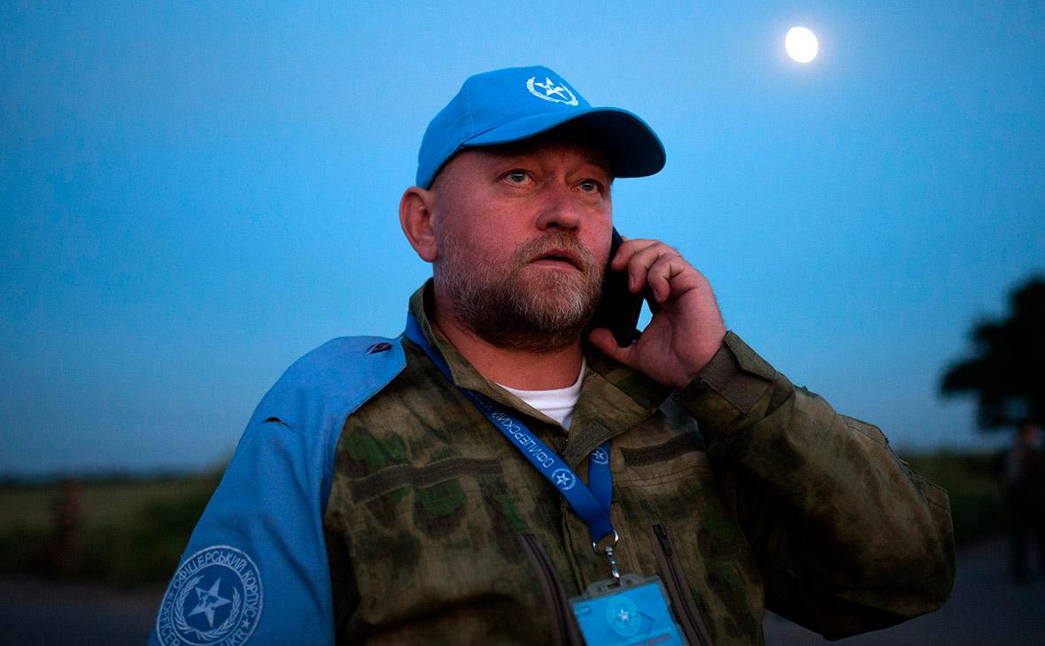 Главу «Офицерского корпуса» обвинили в подготовке убийства Порошенко