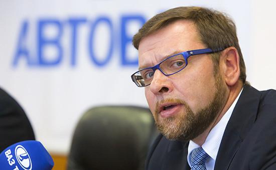Замгендиректора «Ростеха» Сергей Скворцов