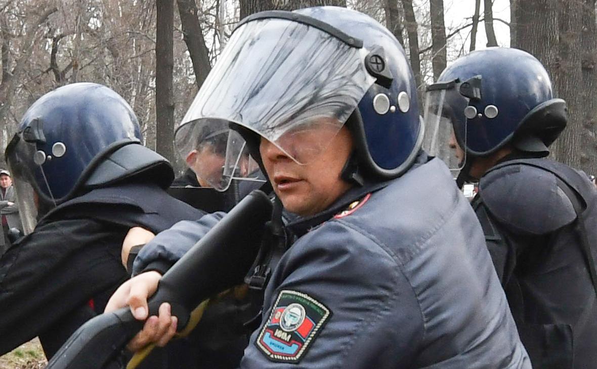 ГКНБ: вКыргызстане схвачен иностранец, готовил теракт наНовый год