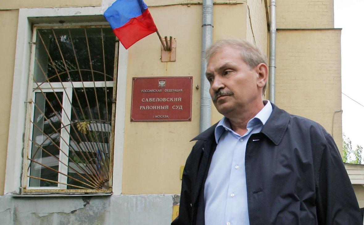 В Лондоне умер соратник Березовского Николай Глушков