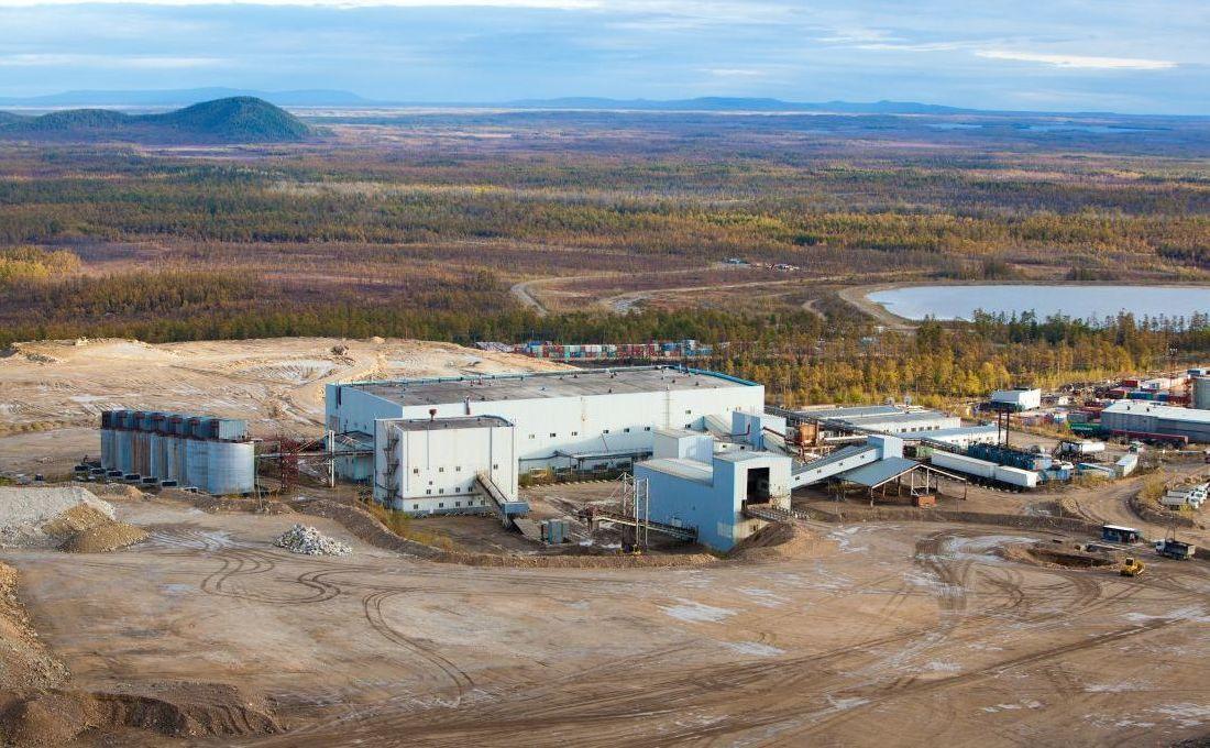 Хаканджинская золотоизвлекательная фабрика