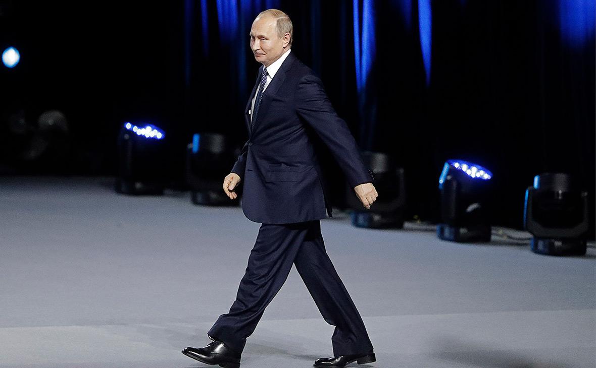 Кремль анонсировал «важное заявление» Путина