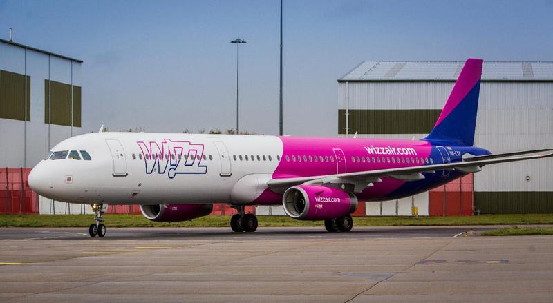 Фото:Пресс-служба WizzAir