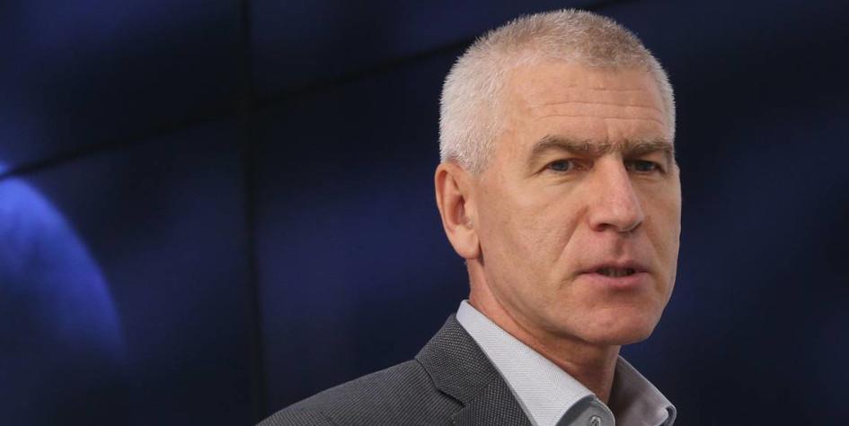 Министр спорта назвал Нурмагомедова выдающимся борцом нашего времени