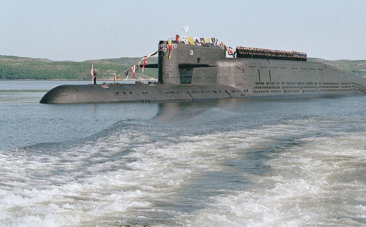 Подводная лодка «Рязань»