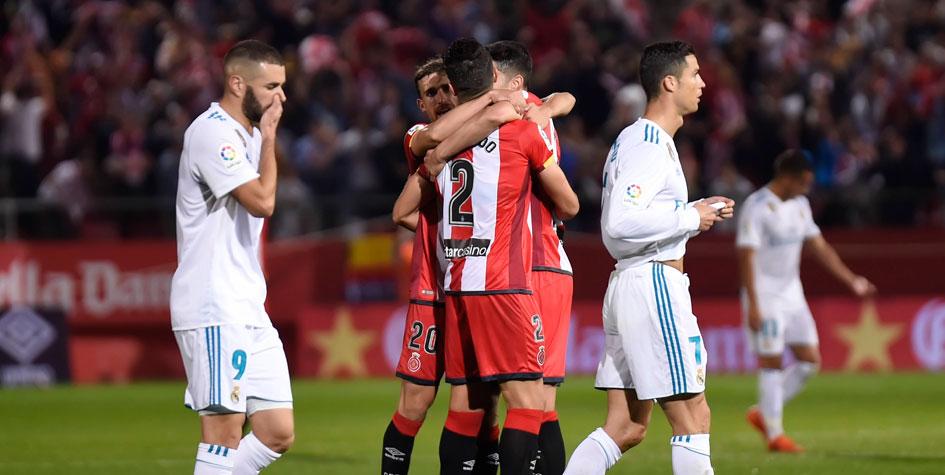 «Реал» проиграл новичку чемпионату Испании