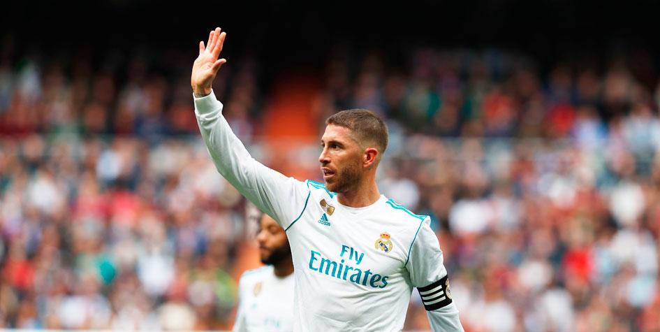 Капитан «Реала» Рамос избежал дисквалификации на полуфинал Лиги чемпионов