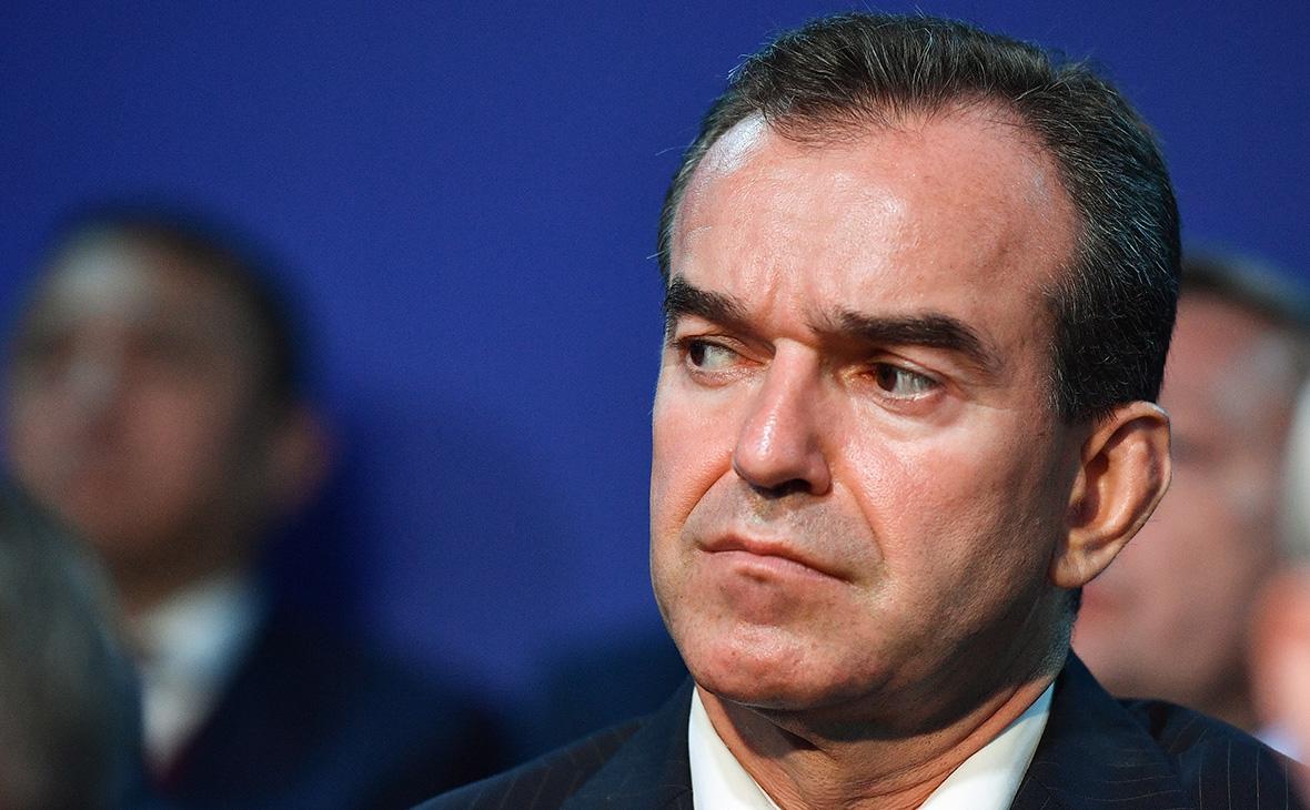 Губернатор Кубани назвал нелепой инициативу Рады по «возвращению» региона