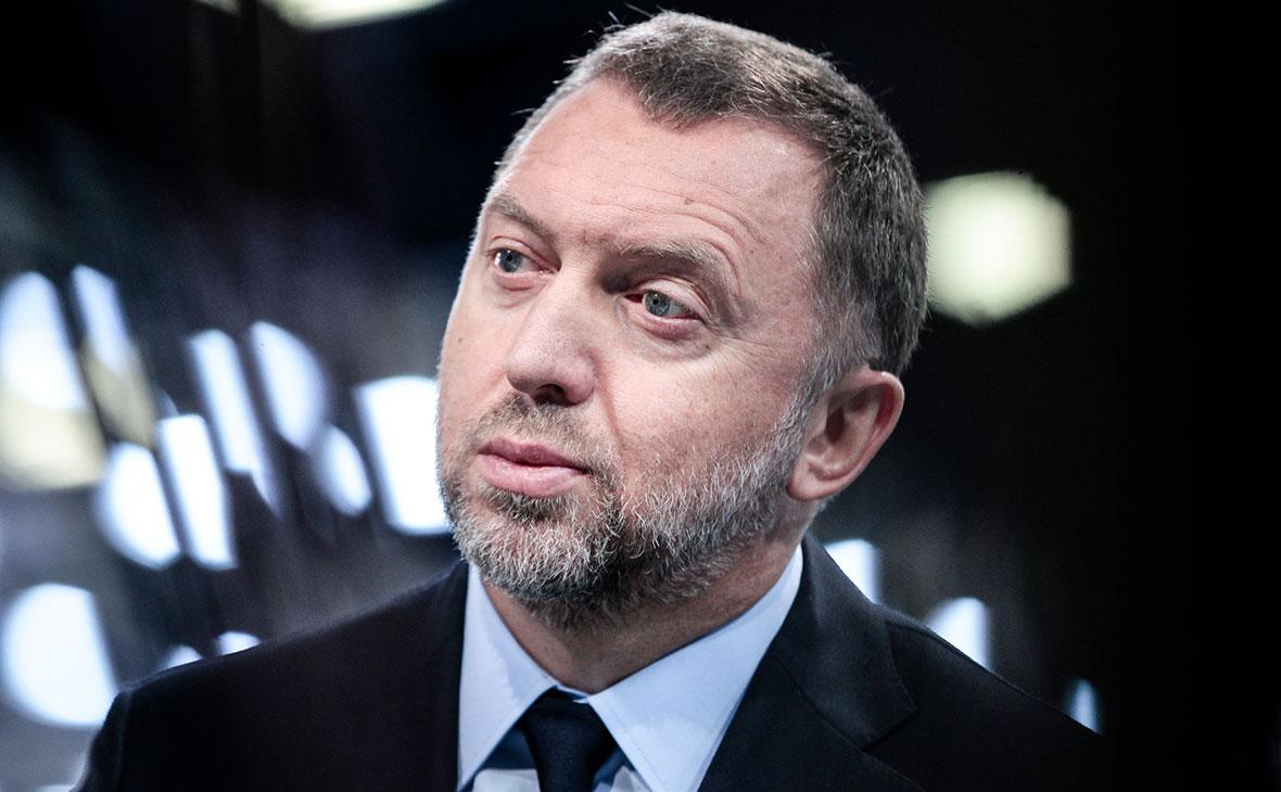 СМИ сообщили о лишении кипрского гражданства Олега Дерибаски