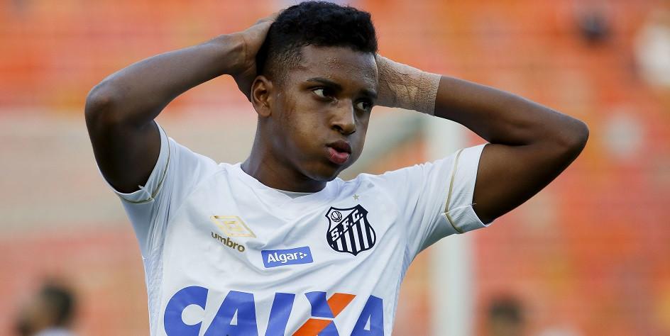 «Реал» согласовал покупку 17-летнего бразильца за €45 млн