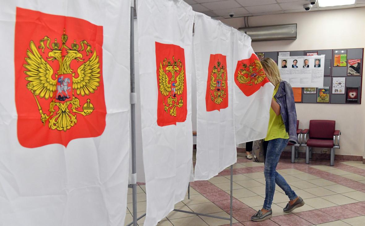 Кандидаты от оппозиции стали лидерами в трети округов в Москве