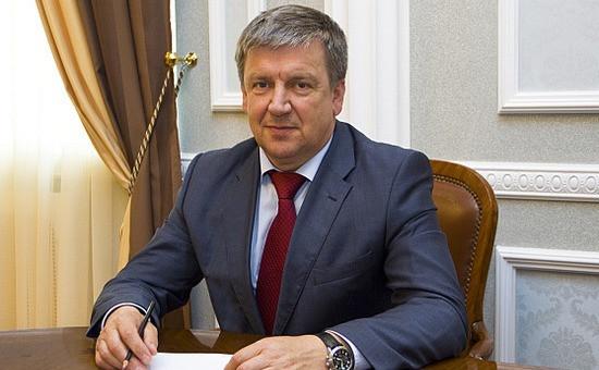 Александр Худилайнен, глава Карелии