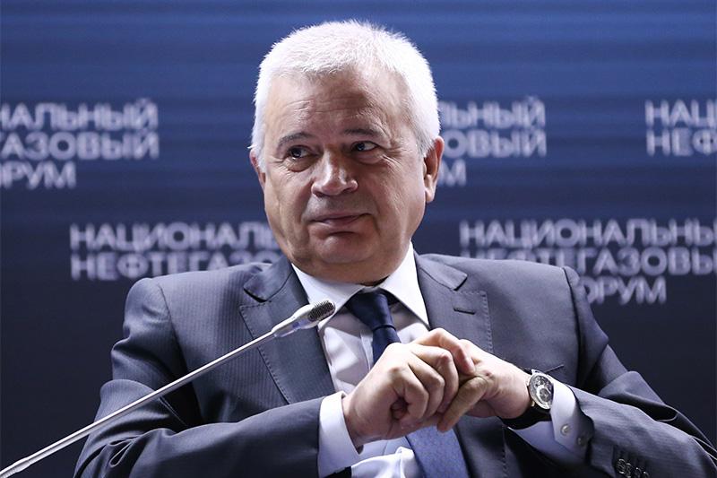 Президент ПАО «ЛУКОЙЛ» Вагит Алекперов