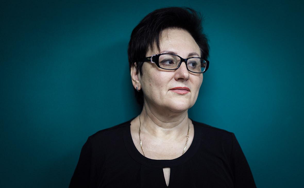 Галина Родюшкова