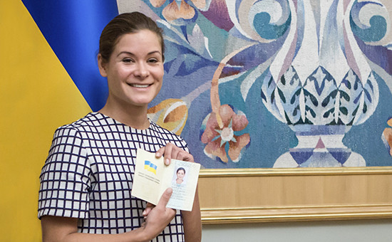 Исполняющая обязанности заместителя главы Одесской областной госадминистрации Мария Гайдар
