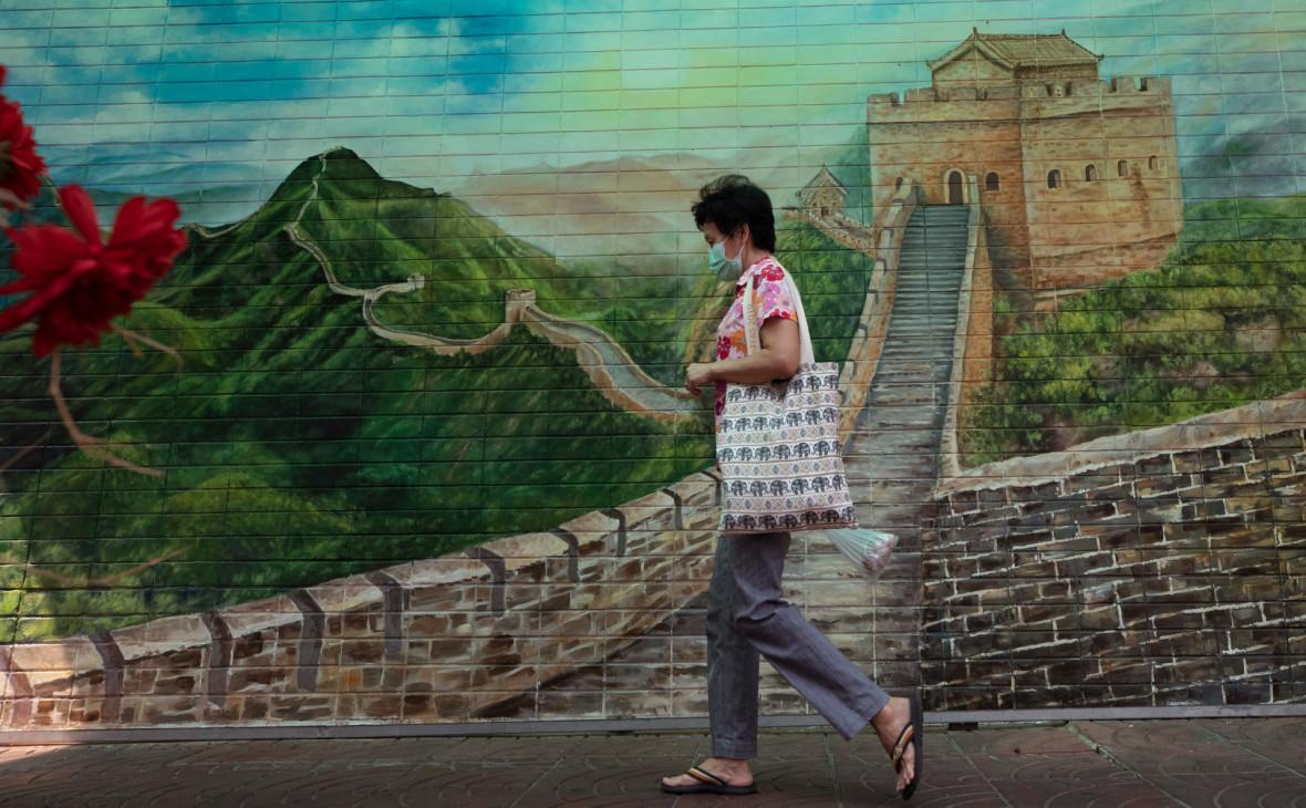В Китае выздоровели более 90% зараженных COVID-19