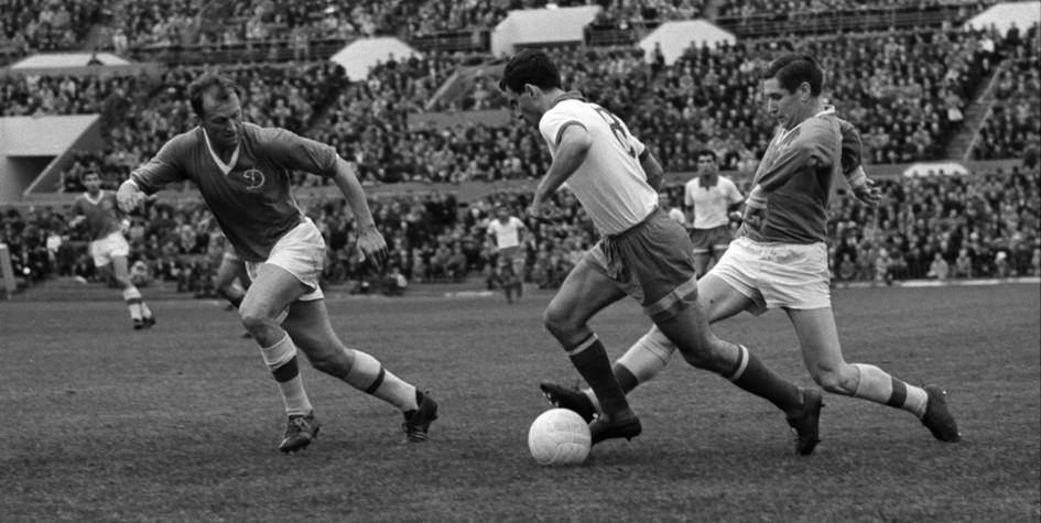 Умер бывший капитан сборной СССР по футболу Валерий Маслов