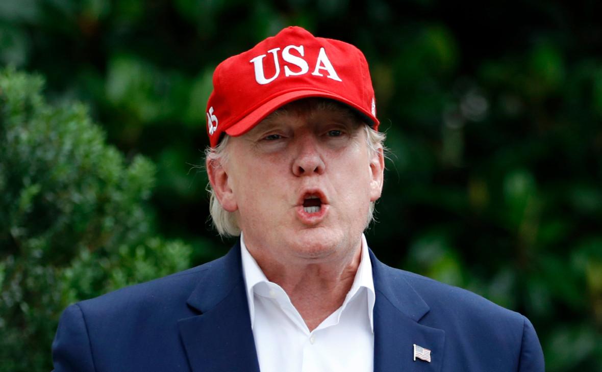 Трамп отложил введение пошлин в отношении Мексики на неопределенный срок