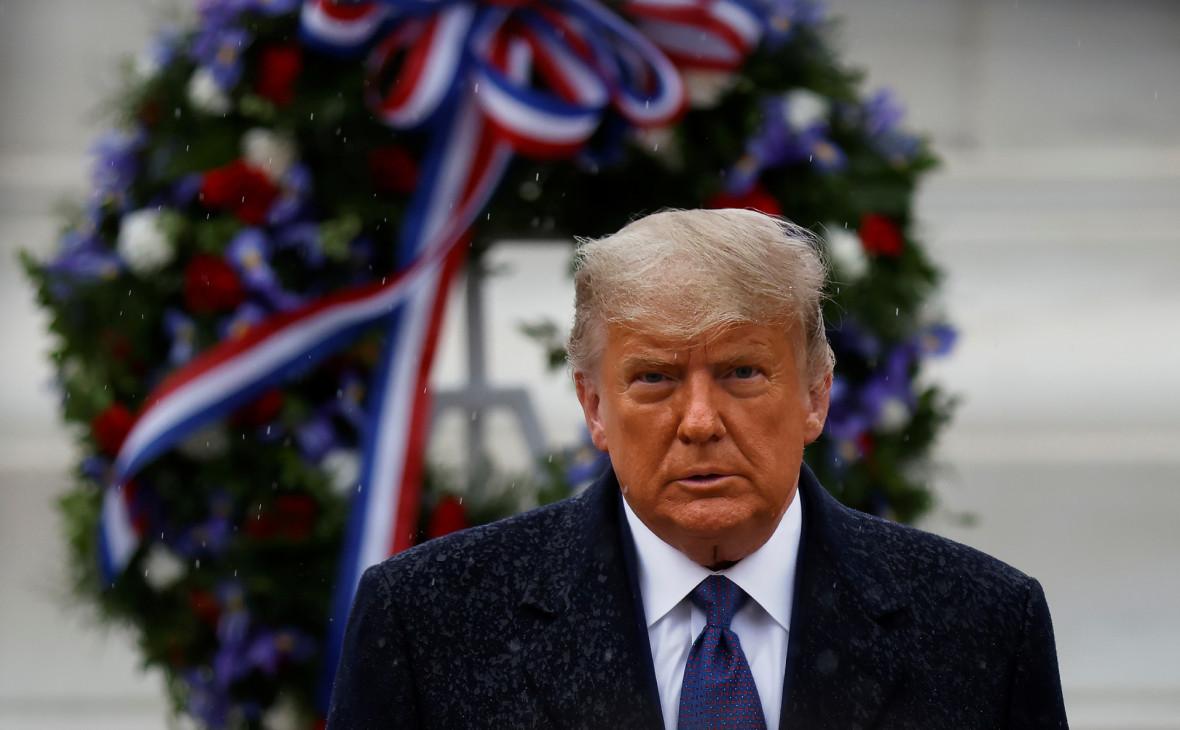 СМИ допустили отказ Трампа признать поражение после пересчета голосов