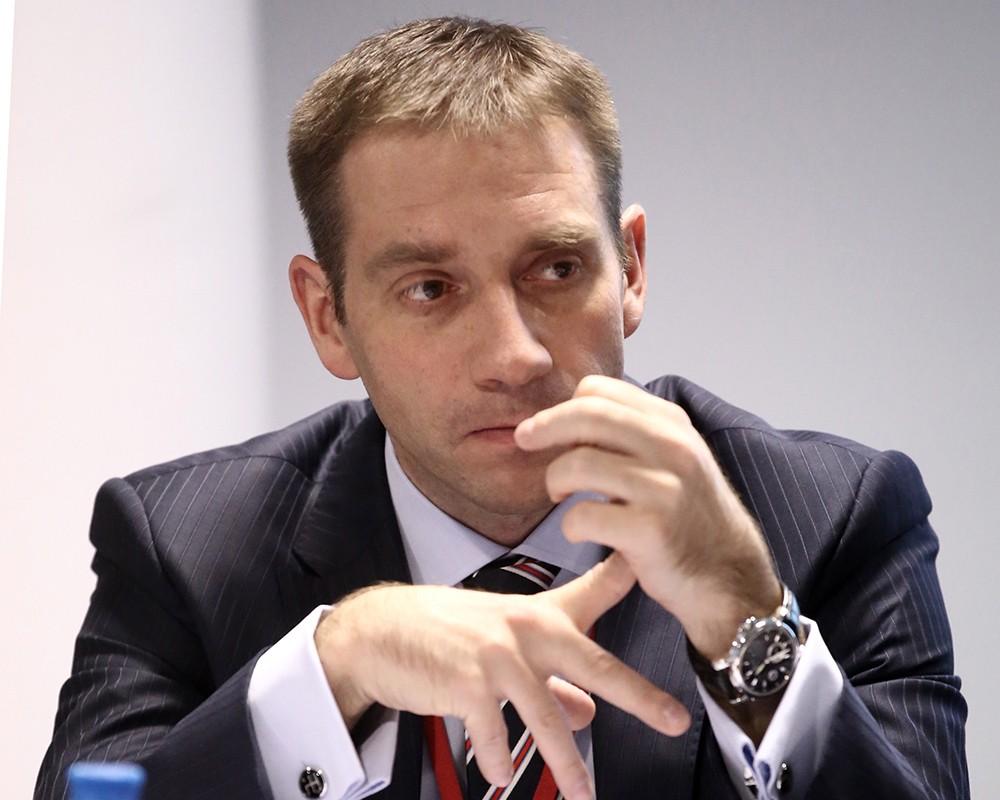 Заместитель министра экономического развития Сергей Беляков