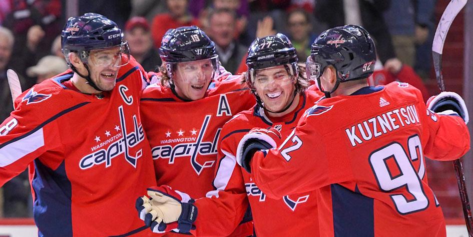 Александр Овечкин повторил рекорд Уэйна Гретцки в НХЛ