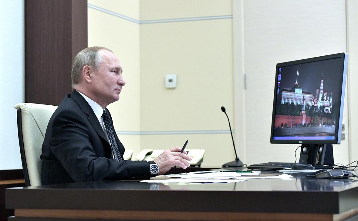 Путин предупредил о дефиците квалифицированных кадров к 2030 году