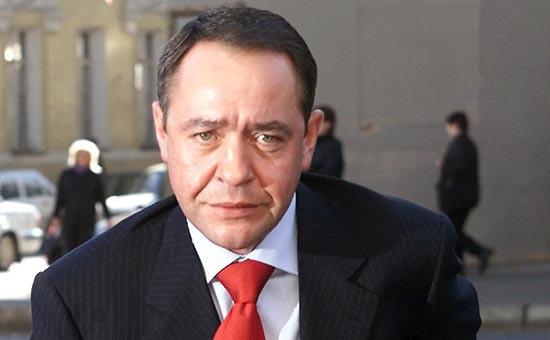 Бывший министр информации России Михаил Лесин