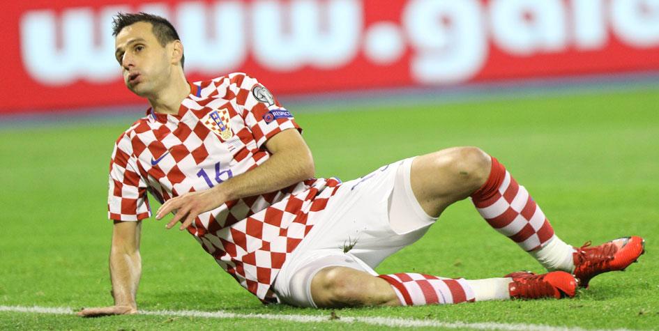 Хорватского игрока отправят домой с ЧМ-2018 из-за отказа выйти на поле