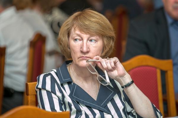 Министр экономического развития Ольга Молчанова