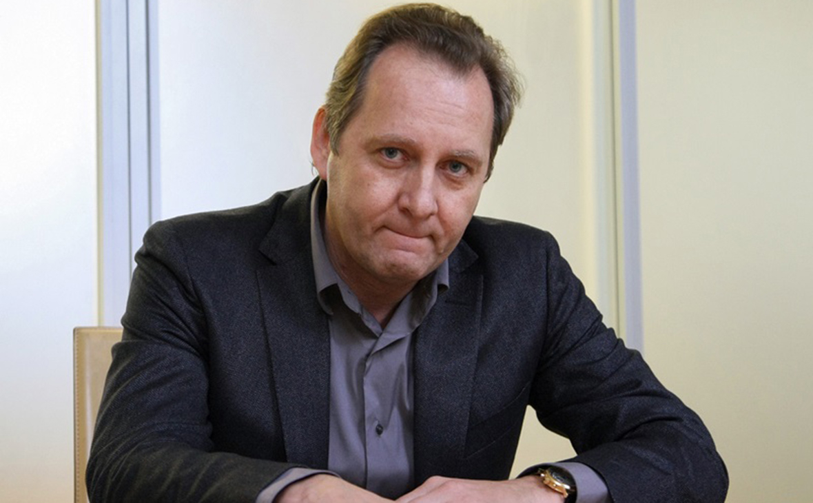Леонид Маевский (Фото: Юрий Мартьянов / «Коммерсантъ»)