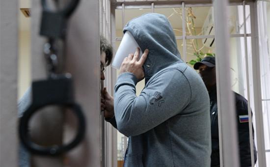 Заместитель министра культуры РФ Григорий Пирумов в Лефортовском суде города Москвы