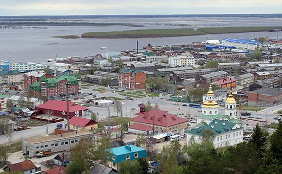 Вид нагород Ханты-Мансийск