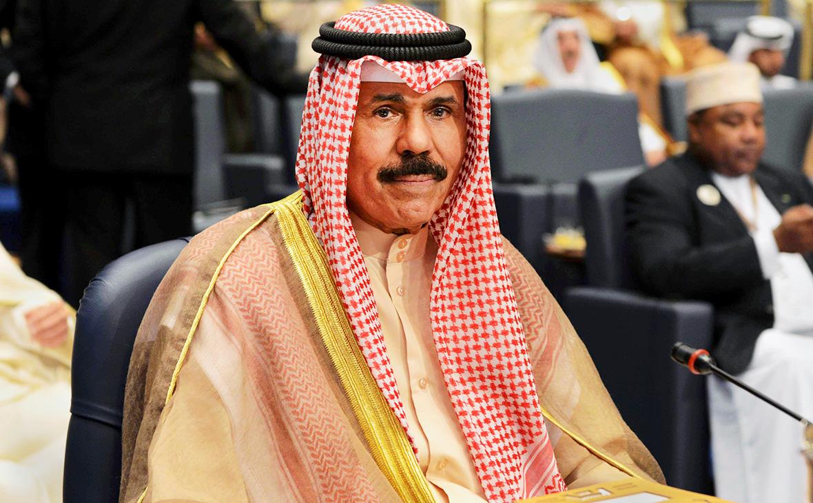 Наваф аль-Ахмед аль-Джабер ас-Сабах