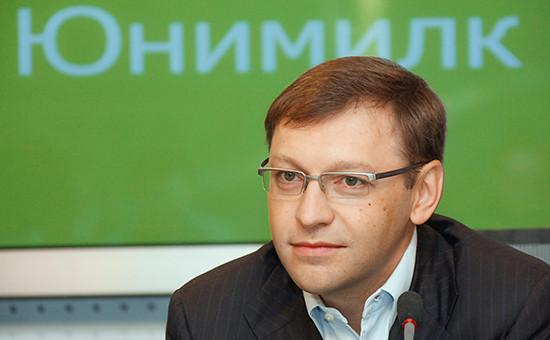 Сооснователь «Юнимилка»Андрей Бесхмельницкий
