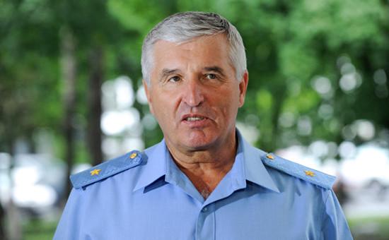 Начальник Центра боевого применения и переучивания летного состава - генерал-майор Александр Харчевский
